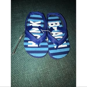 Other - ❤️SALE❤️Baby Boys Blue Sandals Size 7/8 NWTS
